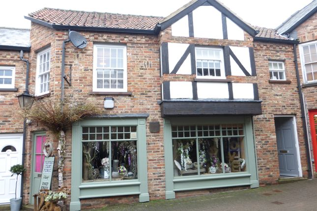 Thumbnail Studio for sale in Fountain Court, Epworth, Doncaster