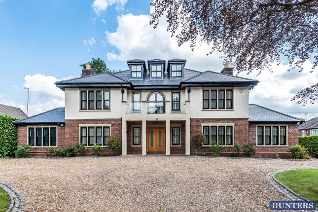 Thumbnail Detached house for sale in Walkden Road, Worsley, Manchester