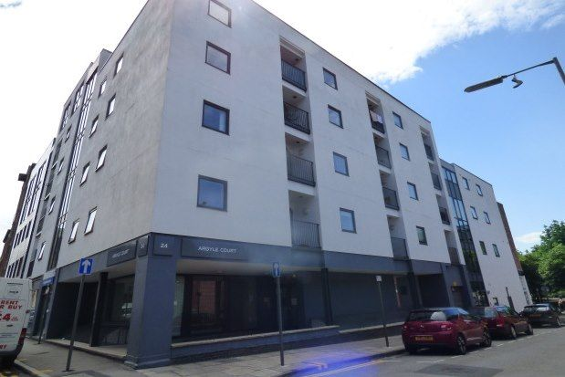 Thumbnail Flat to rent in 24 Argyle Street, Liverpool