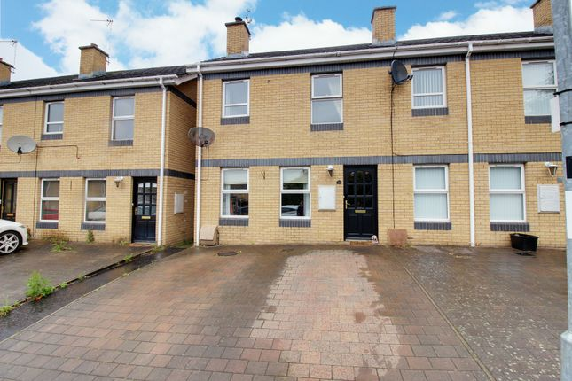 Thumbnail Town house for sale in East Street Court, Newtownards
