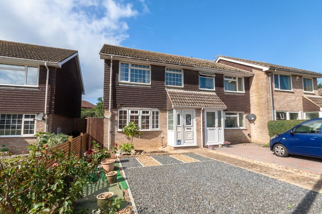 Thumbnail Semi-detached house for sale in Stanley Road, Peacehaven