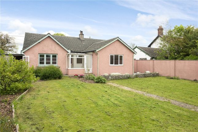 Thumbnail Detached house for sale in Pound Lane, Oakhill, Radstock, Somerset