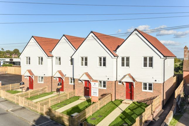 Thumbnail Terraced house for sale in The Lions, Sparrows Green, Wadhurst
