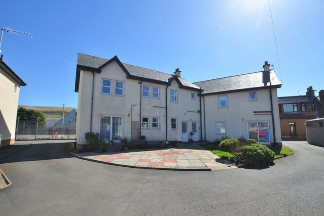 2 bed flat for sale in 3B Ailsa Street East, Girvan KA26