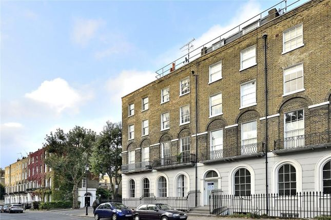 Thumbnail Flat to rent in Myddleton Square, Angel