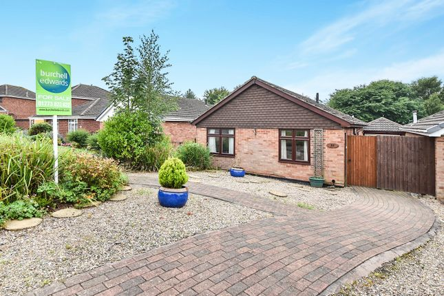 Thumbnail Detached bungalow for sale in Dale View Gardens, Kilburn, Belper