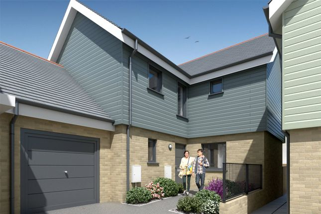 Thumbnail Detached house for sale in Clovelly Road, Bideford, Devon