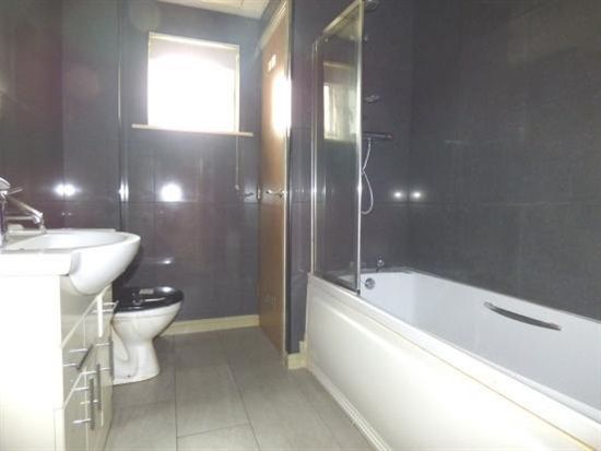 Bathroom of City Views, Preston PR1