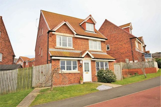 Thumbnail Detached house for sale in Windermere Drive, Skelton-In-Cleveland, Saltburn-By-The-Sea