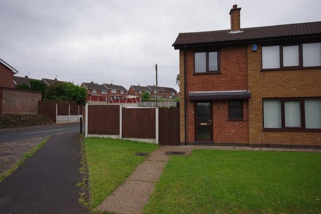 Thumbnail Terraced house to rent in Queens Bower Road, Arnold