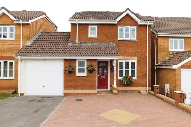 Thumbnail Link-detached house for sale in Hafod Goch, Hengoed