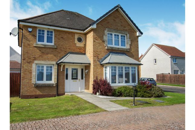 Thumbnail 4 bed detached house for sale in St. Martin Crescent, Dundee