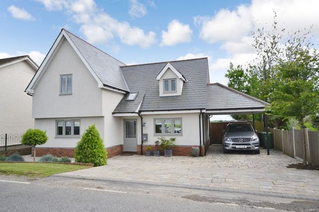 Thumbnail Detached house for sale in The Street, High Easter, Chelmsford
