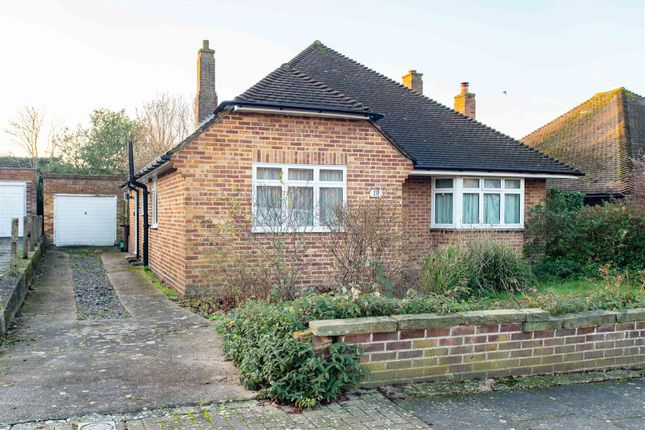 Thumbnail Detached bungalow for sale in Kemble Drive, Bromley