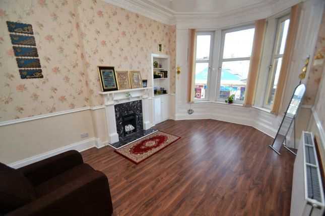 Thumbnail Flat for sale in Kilmarnock Road, Shawlands