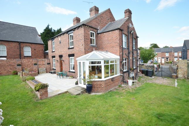 Thumbnail Detached house for sale in Meadstead View, Church Street, Royston, Barnsley, South Yorkshire.