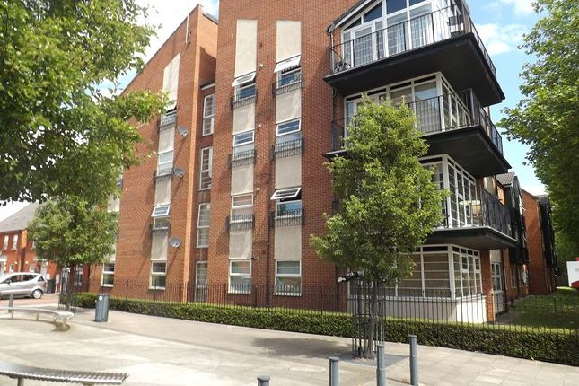 Thumbnail Flat to rent in Larchmont Rd, Leicester Square, Leicester