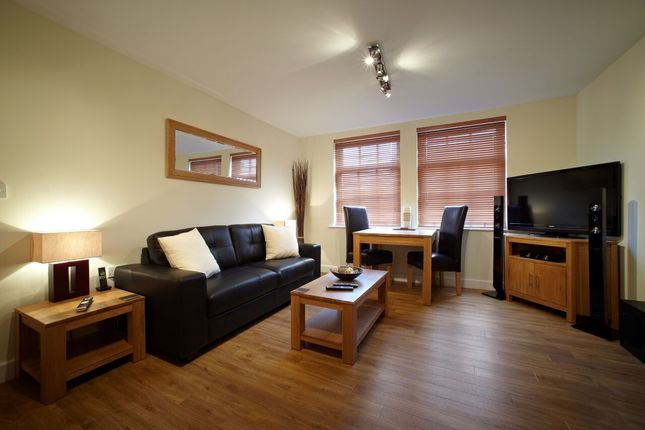 Thumbnail Flat to rent in Upper Hinton Road, Bournemouth