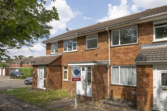Thumbnail Semi-detached house to rent in Glenwoods, Newort Pagnell, Milton Keynes