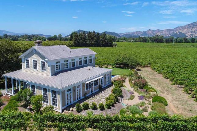 Thumbnail Property for sale in 5224 Big Ranch Rd, Napa, Ca, 94558