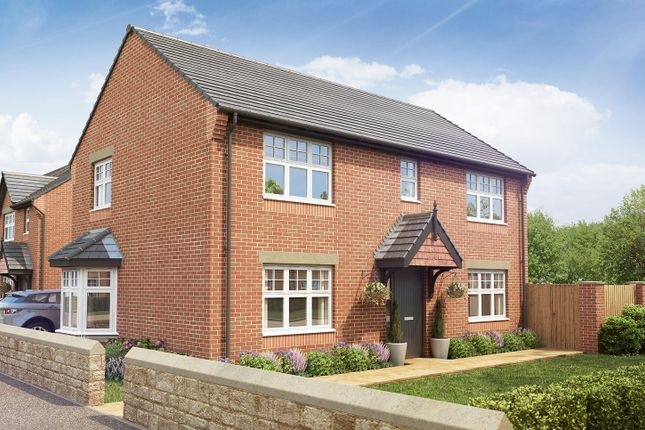 "Thumbnail Detached house for sale in ""The Thames"" at Malthouse Way, Penwortham, Preston"
