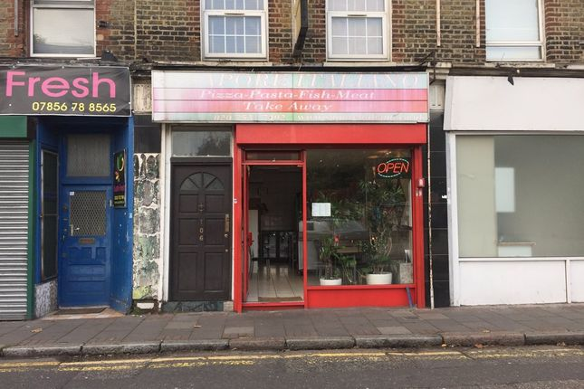 Thumbnail Restaurant/cafe for sale in Salmon Lane, London