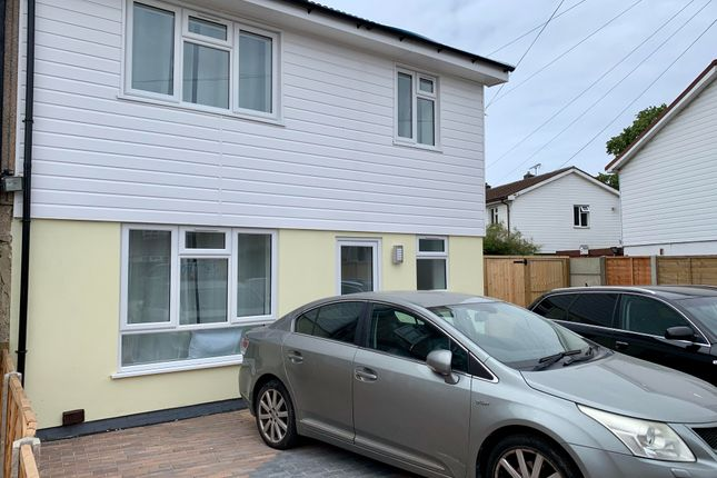 Thumbnail Detached house for sale in Rookery Crescent, Dagenham