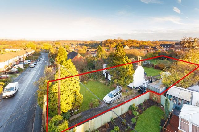 Thumbnail Land for sale in Building Land, Queens Road, Donnington, Telford