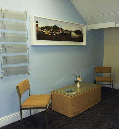 Reception Area of Abbey Road, Torquay TQ2