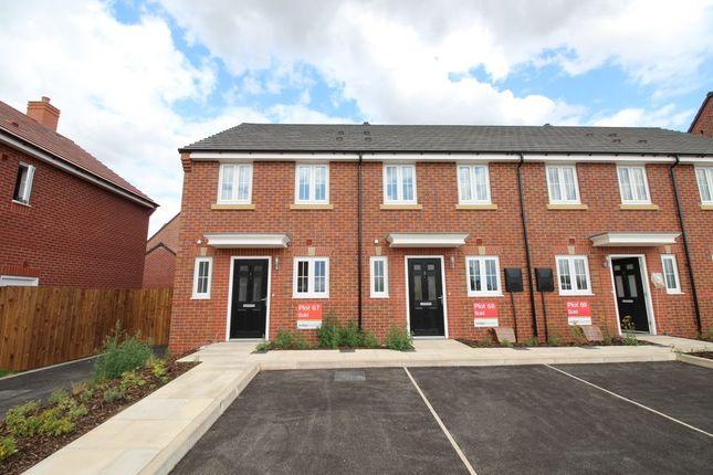 Terraced house for sale in Hind Heath Road, Sandbach
