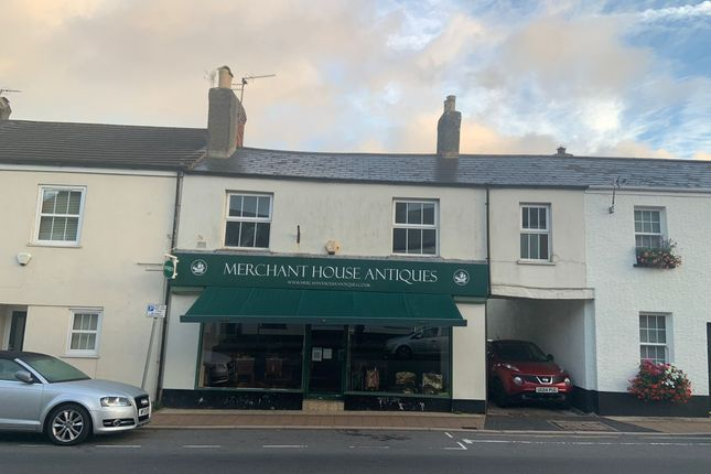 Thumbnail Retail premises for sale in High Street, Honiton
