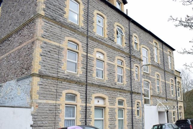 Thumbnail Flat to rent in Lower Holmes Street, Barry