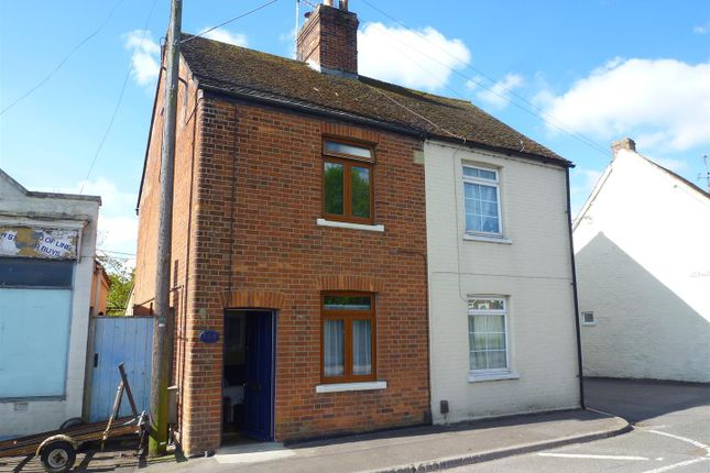 Thumbnail Semi-detached house for sale in Boreham Road, Warminster
