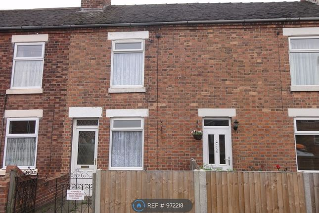 1 bed terraced house to rent in Thorn Street, Woodville, Swadlincote DE11
