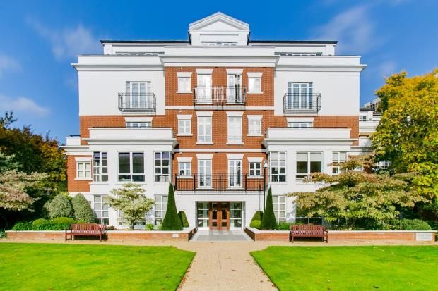 Thumbnail Property for sale in Tamarind Court, Kensington Green, London