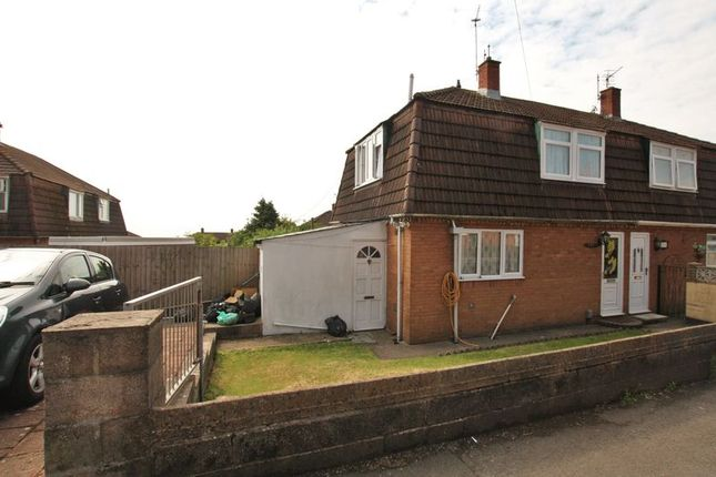 Thumbnail Semi-detached house for sale in Winston Road, Barry