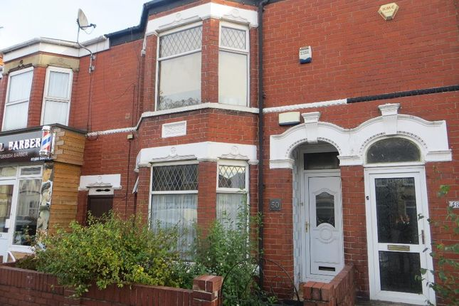 Thumbnail Terraced house for sale in Chanterlands Avenue, Hull