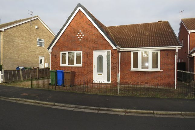 Thumbnail Detached bungalow for sale in Maplewood Avenue, Hull
