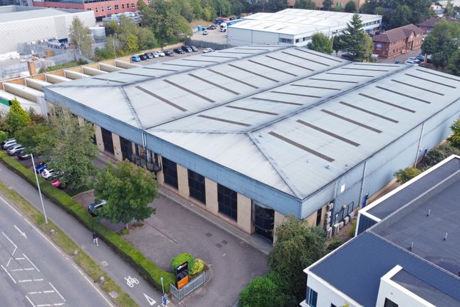 Thumbnail Industrial for sale in Maxx House, Western Road, Bracknell