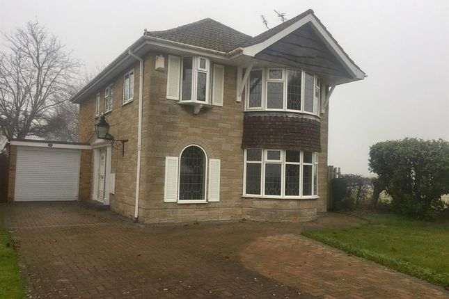 Thumbnail Detached house to rent in Stillington Road, Huby, York