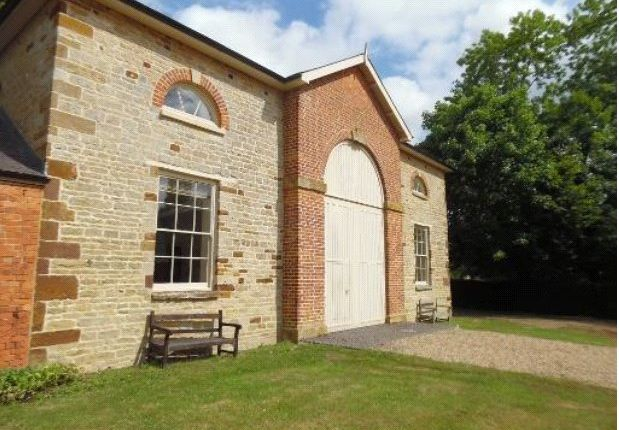 Thumbnail Detached house to rent in Stoke Bruerne, Towcester, Northamptonshire