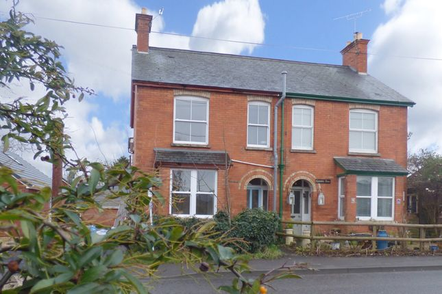 Thumbnail Semi-detached house for sale in Shaftesbury Road, Henstridge, Templecombe