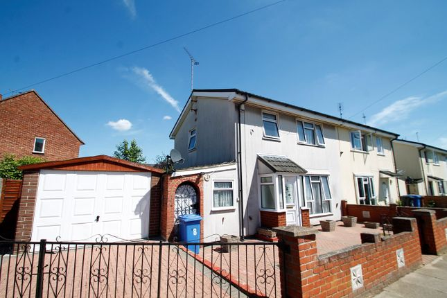 Thumbnail Semi-detached house for sale in Kerry Avenue, Ipswich