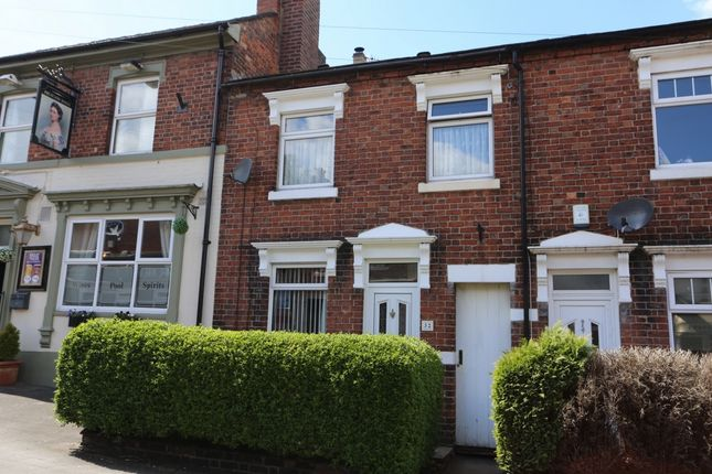 Thumbnail Terraced house for sale in Carlisle Street, Dresden