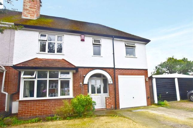 Thumbnail Semi-detached house for sale in Rydal Road, Longlevens, Gloucester