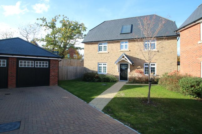 Thumbnail Detached house for sale in Aaron Lewis Close, Hawkwell, Hockley