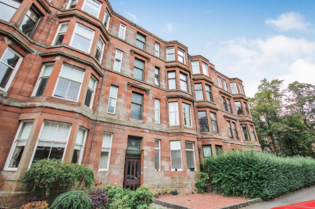 Thumbnail Flat to rent in Dudley Drive, Hyndland, Glasgow, 9Rr