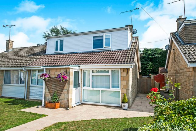 Thumbnail Semi-detached house for sale in Aldsworth Close, Fairford
