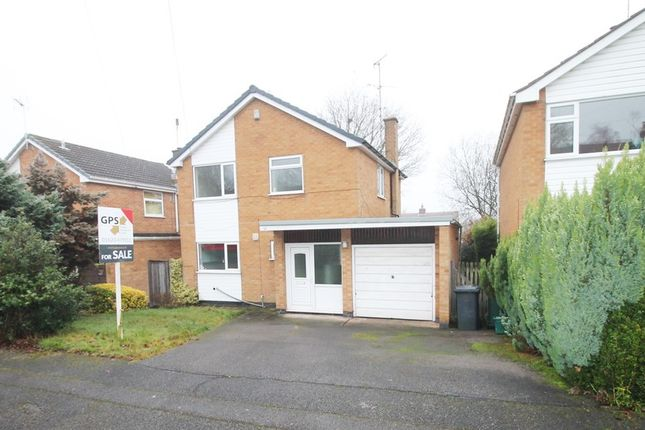 3 bed detached house for sale in Silverwood Avenue, Ravenshead, Nottingham