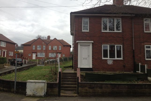 Thumbnail Semi-detached house to rent in Newhouse Road, Bucknall, Stoke-On-Trent